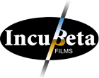 "Incubeta Films -""The Writing Factory"" – library of copyrighted material, diversified across genres, budgets or audience-types Logo"